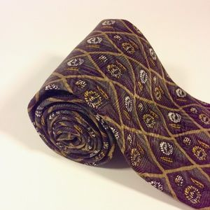 "NORDSTROM/JZ RICHARDS Silk Hand-crafted Tie 4""x59"""